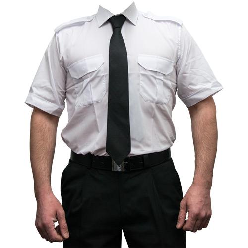 Güvenlik Kıyafetleri / Kısa Kollu Güvenlik Gömleği