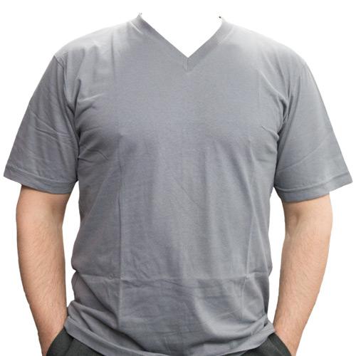 İş Kıyafetleri / V Yaka T-Shirt