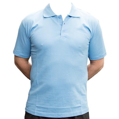 İş Kıyafetleri / Polo Yaka Yazlık T-Shirt