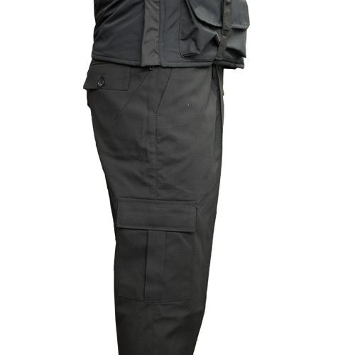 Güvenlik Kıyafetleri / Güvenlik Kargo Cepli Pantolon