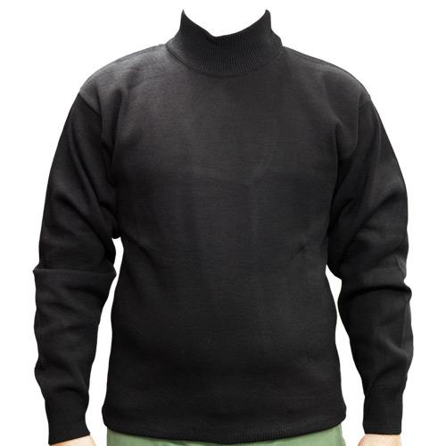 İş Kıyafetleri / Yarım Balıkçı Yaka Güvenlik Kazağı